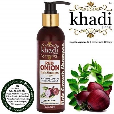 Khadi Global Shampoo