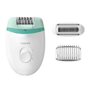 Philips BRE245/00 Satinelle Essential Corded Compact Epilator