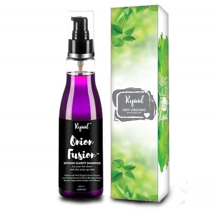 Ryaal Onion Fusion Intense Clarity