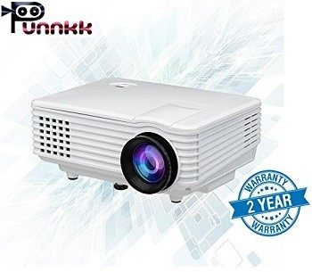 ooze Punnkk P5 LED Projector