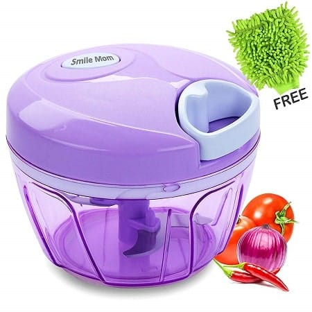 Smile Mom Vegetable Chopper