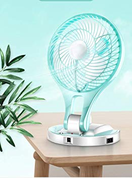REBORN 5580 Rechargeable Fan