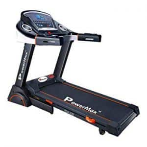 Powermax Fitness TDA-230 Motorized Treadmill