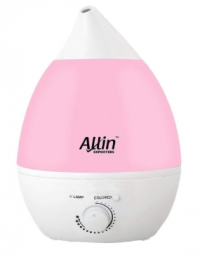 Allin Exporters Ultrasonic Humidifier and Purifier Cool Mist with LED Light