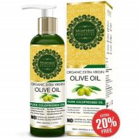 Morpheme Remedies Organic Extra Virgin Cold Pressed Olive Oil